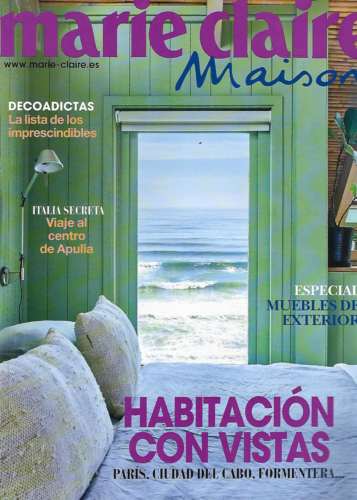 P_010519_MARIE CLAIRE MAISON COVER